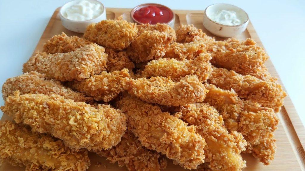 Çıtır Tavuk Tarifi – KFC, POPEYES Dışarda Yemeye Son