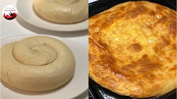 Saya Çöreği Nasıl Yapılır?