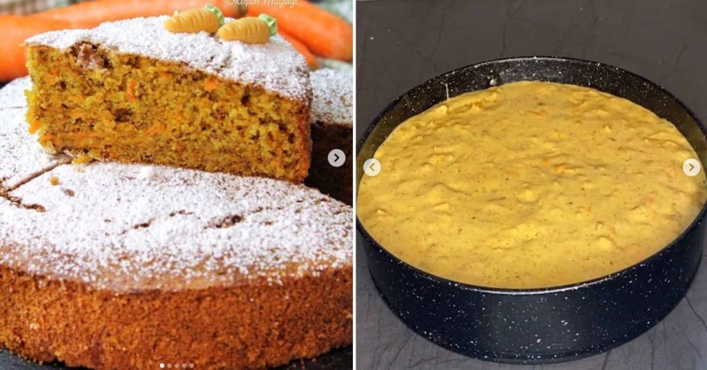Havuçlu Kek Nasıl Yapılır?