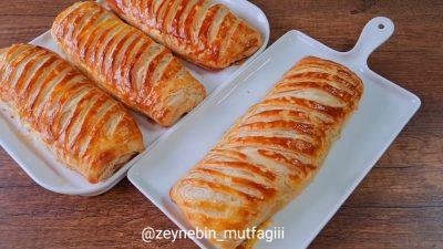 Akşamdan Hazırla Sabah Pişir – Sivas Katmeri Tarifi
