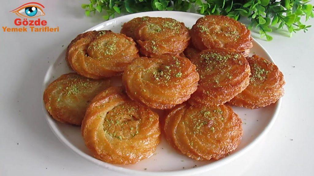 ustasından halka tatlısı tarifi