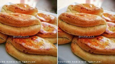 Peynirli Pastane Poğaçası Yapılışı
