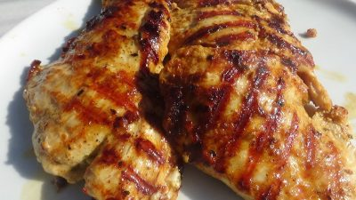 Izgara Tadında Kuru Olmayan Tavuk Göğsü Nasıl Yapılır?