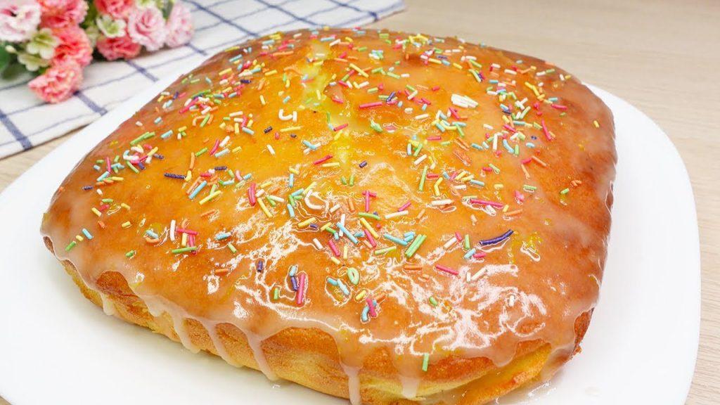 Bu Kek Diğerlerinden Çok Farklı – Limonlu Kek Tarifi