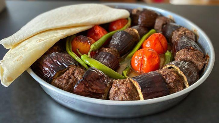 Patlıcan Kebabı Nasıl Yapılır? Antep Usulü Balcan Kebabı Tarifi